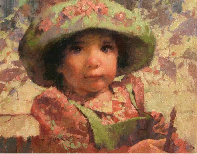 油画人物 美国C.MICHAEL DUDASH作品插图57