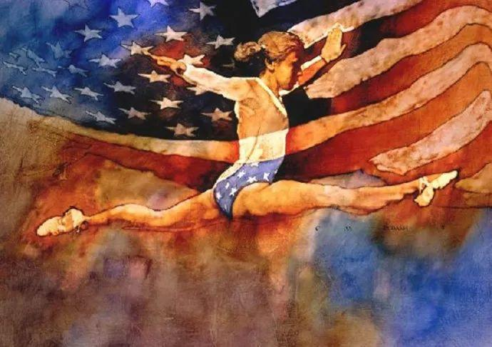 油画人物 美国C.MICHAEL DUDASH作品插图91