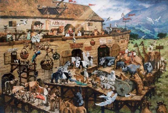 油画人物 美国C.MICHAEL DUDASH作品插图95