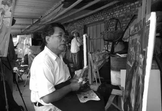 56图 杨飞云人物作品集欣赏插图1