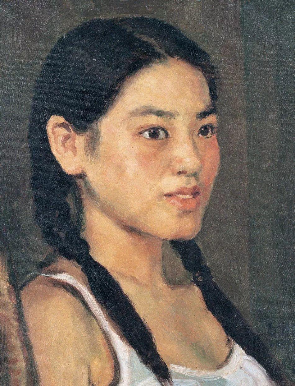56图 杨飞云人物作品集欣赏插图41