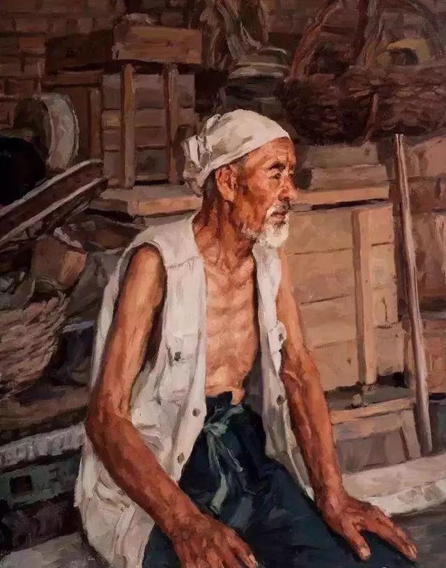 56图 杨飞云人物作品集欣赏插图77