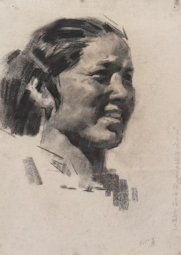 油画人物欣赏  陈衍宁作品插图93