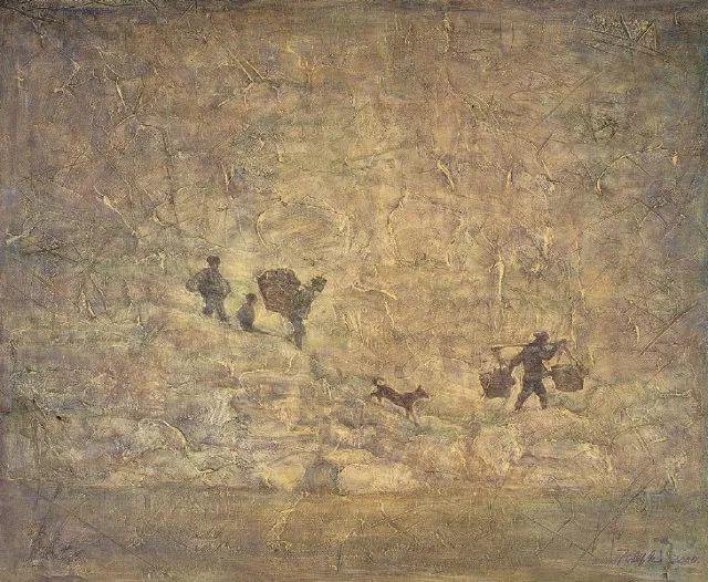 四川美术学院院长 庞茂琨作品欣赏插图45