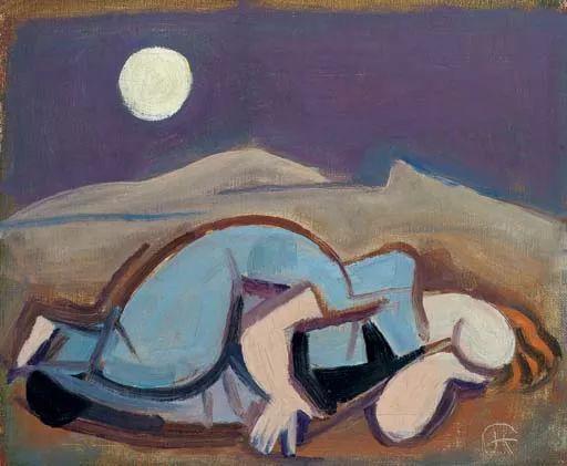 表现主义 德国卡尔·霍费尔(1878-1955)作品二插图3