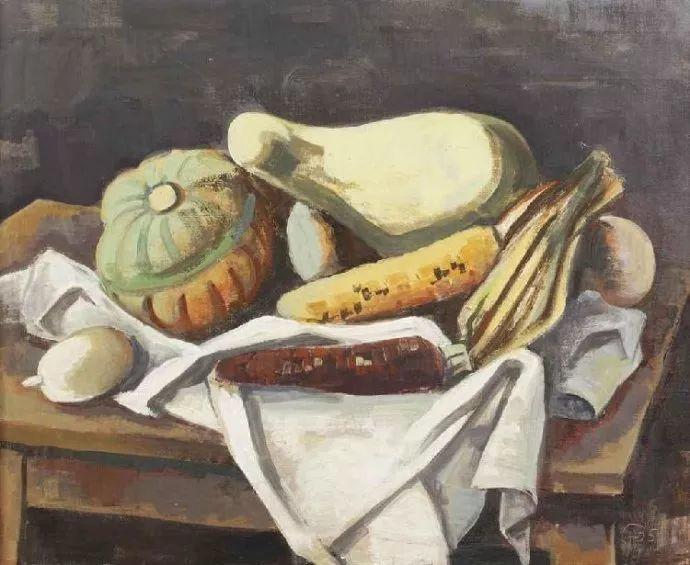 表现主义 德国卡尔·霍费尔(1878-1955)作品二插图9