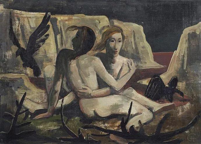 表现主义 德国卡尔·霍费尔(1878-1955)作品二插图19