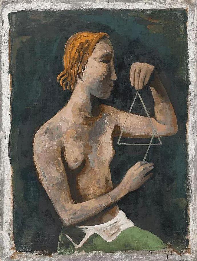 表现主义 德国卡尔·霍费尔(1878-1955)作品二插图25