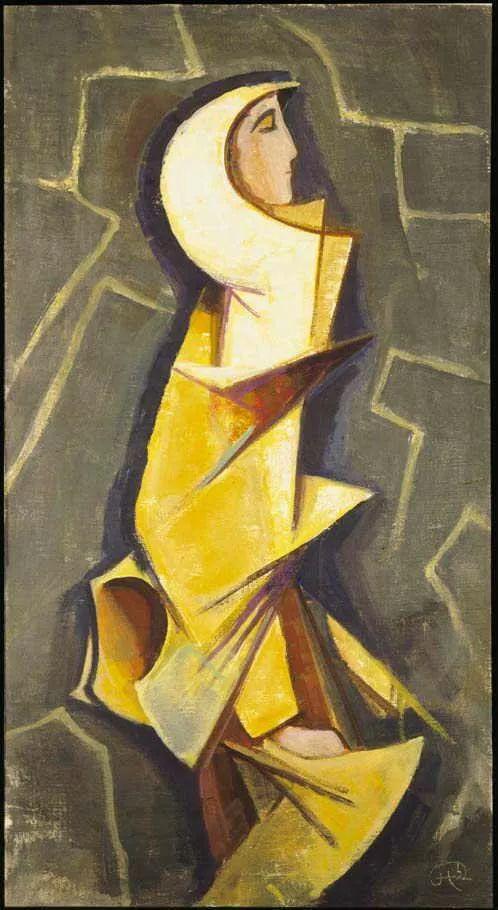 表现主义 德国卡尔·霍费尔(1878-1955)作品二插图29