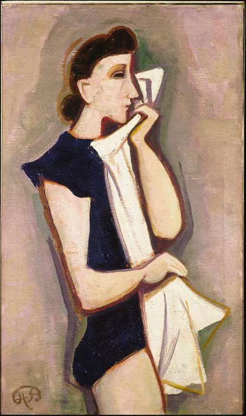 表现主义 德国卡尔·霍费尔(1878-1955)作品二插图35