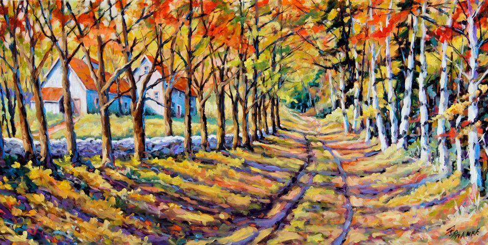 风景油画 Richard T Pranke作品插图3