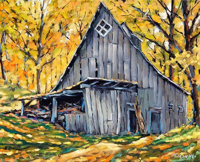 风景油画 Richard T Pranke作品插图17