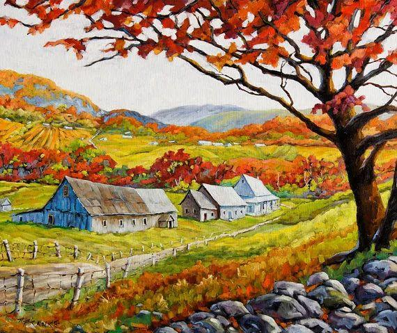 风景油画 Richard T Pranke作品插图19