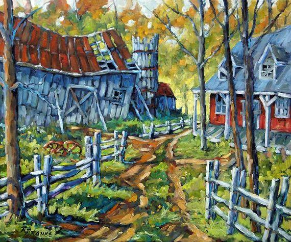 风景油画 Richard T Pranke作品插图21