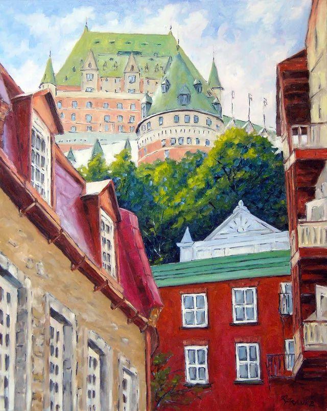 风景油画 Richard T Pranke作品插图23