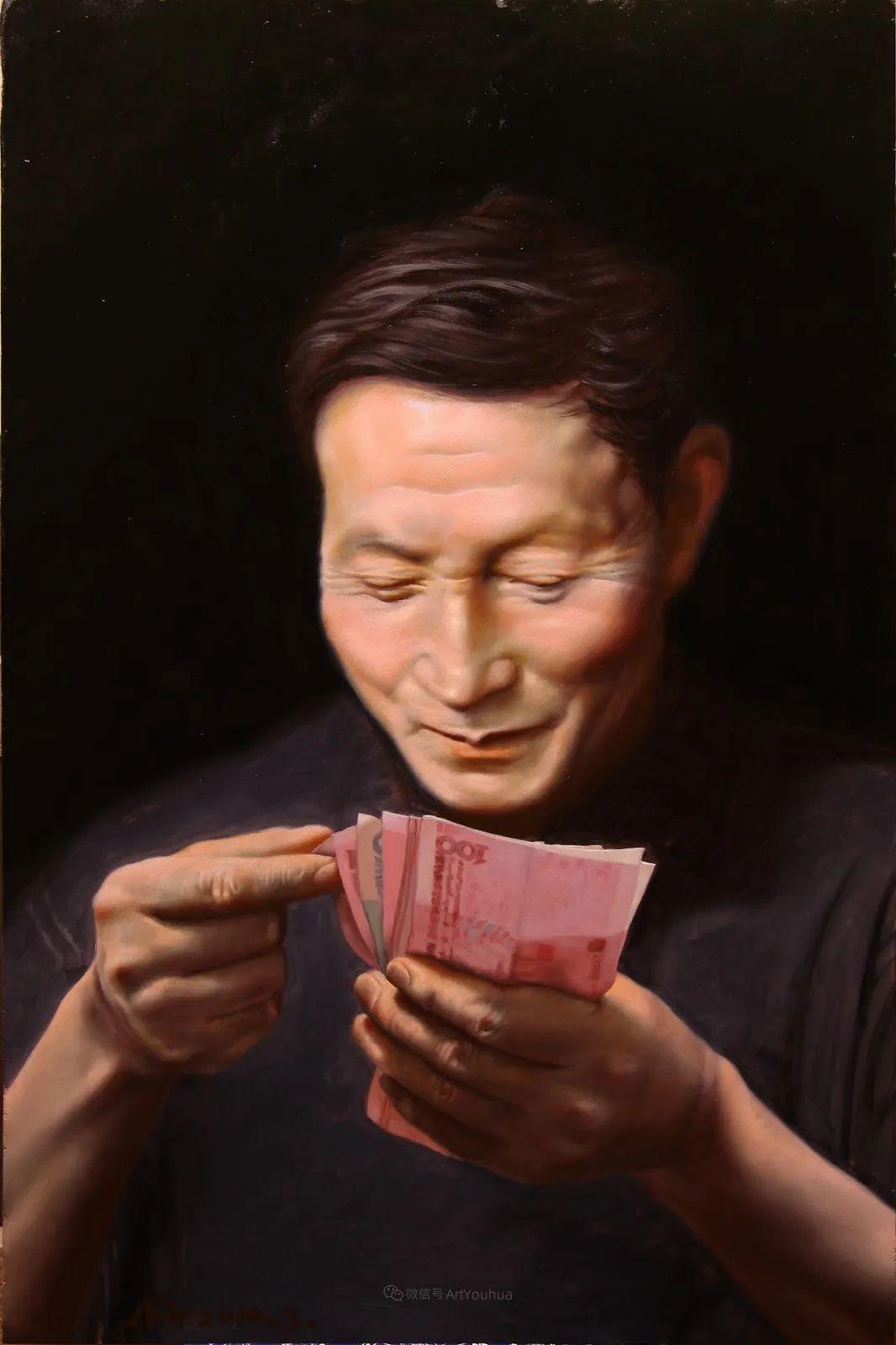 他主修计算机专业,却在32岁时突然要画画!马精虎作品欣赏插图82