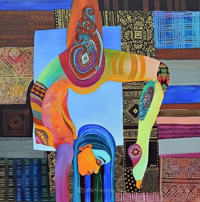 乐观和开朗的孤独感,保加利亚女艺术家Sylvia Pavlova插图9