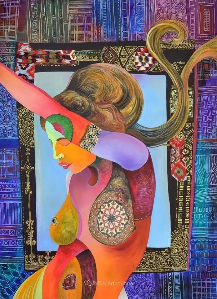 乐观和开朗的孤独感,保加利亚女艺术家Sylvia Pavlova插图12