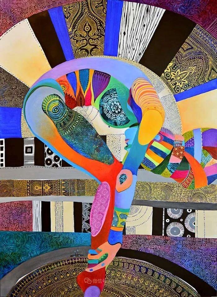 乐观和开朗的孤独感,保加利亚女艺术家Sylvia Pavlova插图13