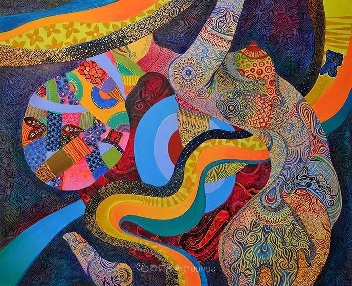 乐观和开朗的孤独感,保加利亚女艺术家Sylvia Pavlova插图16