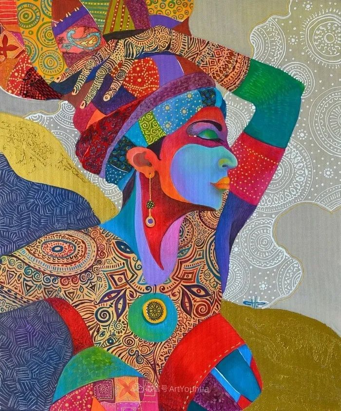 乐观和开朗的孤独感,保加利亚女艺术家Sylvia Pavlova插图18