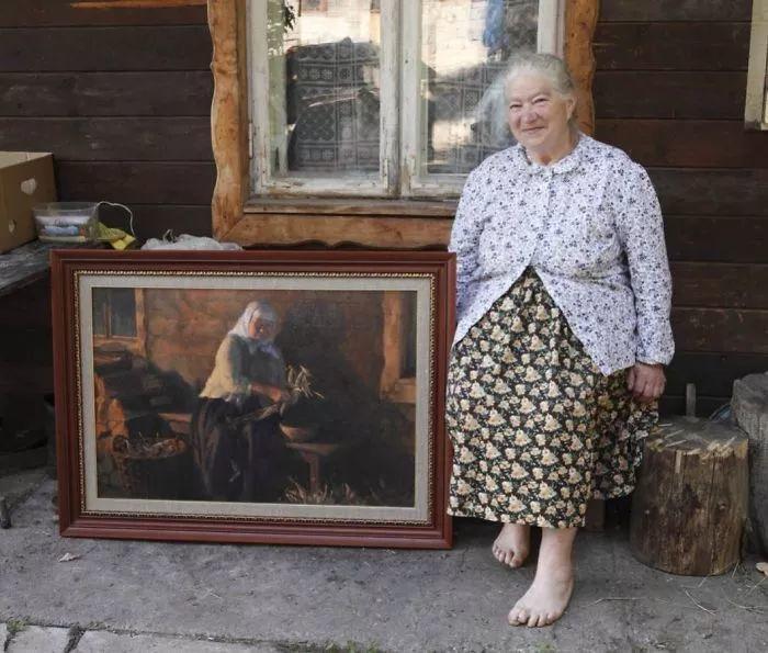 眼前一亮,模特与画像同框!波兰画家达米安·莱科斯特插图59