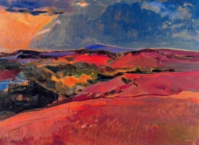 色彩丰富,笔触松散,西班牙画家Miró Mainou插图1