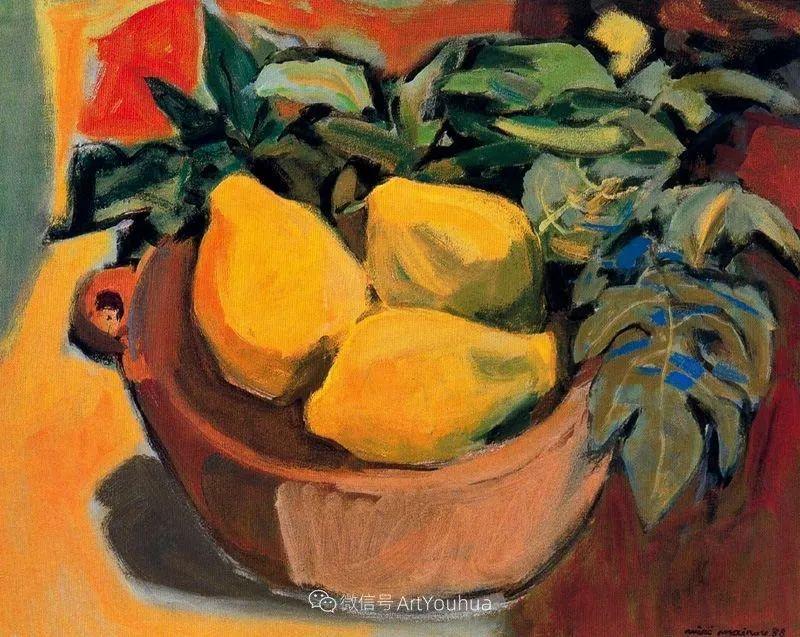 色彩丰富,笔触松散,西班牙画家Miró Mainou插图5