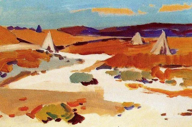色彩丰富,笔触松散,西班牙画家Miró Mainou插图9