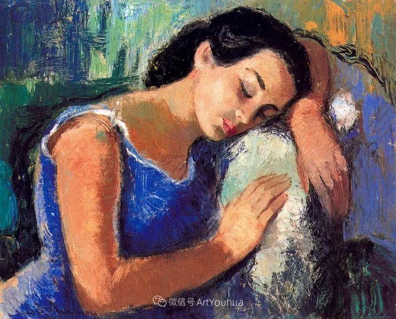 色彩丰富,笔触松散,西班牙画家Miró Mainou插图13