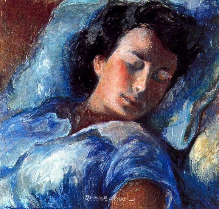 色彩丰富,笔触松散,西班牙画家Miró Mainou插图14
