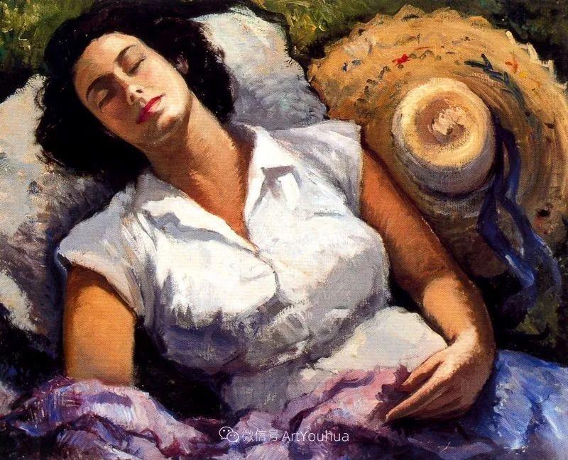 色彩丰富,笔触松散,西班牙画家Miró Mainou插图15