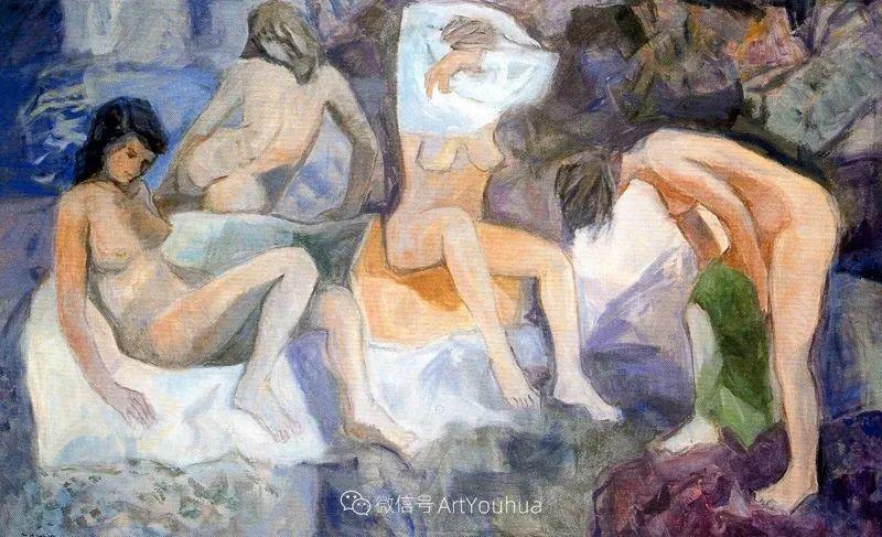 色彩丰富,笔触松散,西班牙画家Miró Mainou插图18