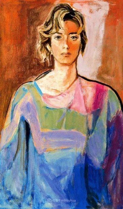色彩丰富,笔触松散,西班牙画家Miró Mainou插图19