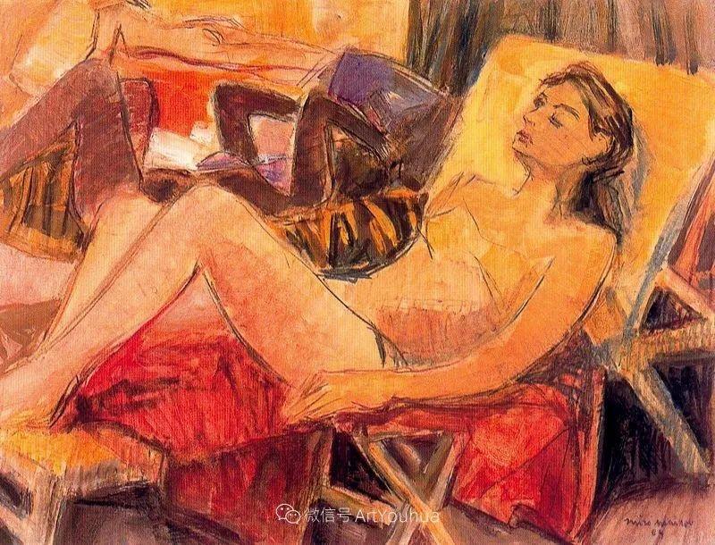 色彩丰富,笔触松散,西班牙画家Miró Mainou插图20