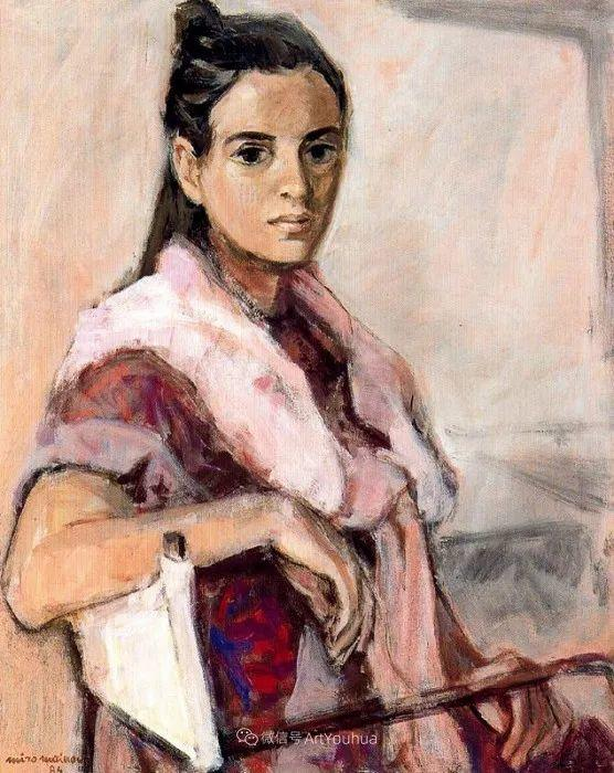 色彩丰富,笔触松散,西班牙画家Miró Mainou插图25