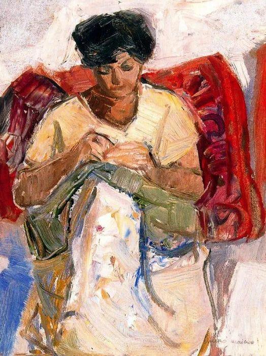 色彩丰富,笔触松散,西班牙画家Miró Mainou插图26