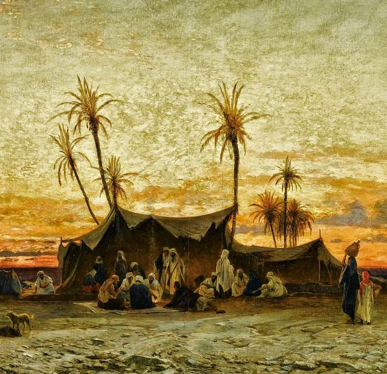 百年前的巨幅风景画,恢弘壮丽!插图25