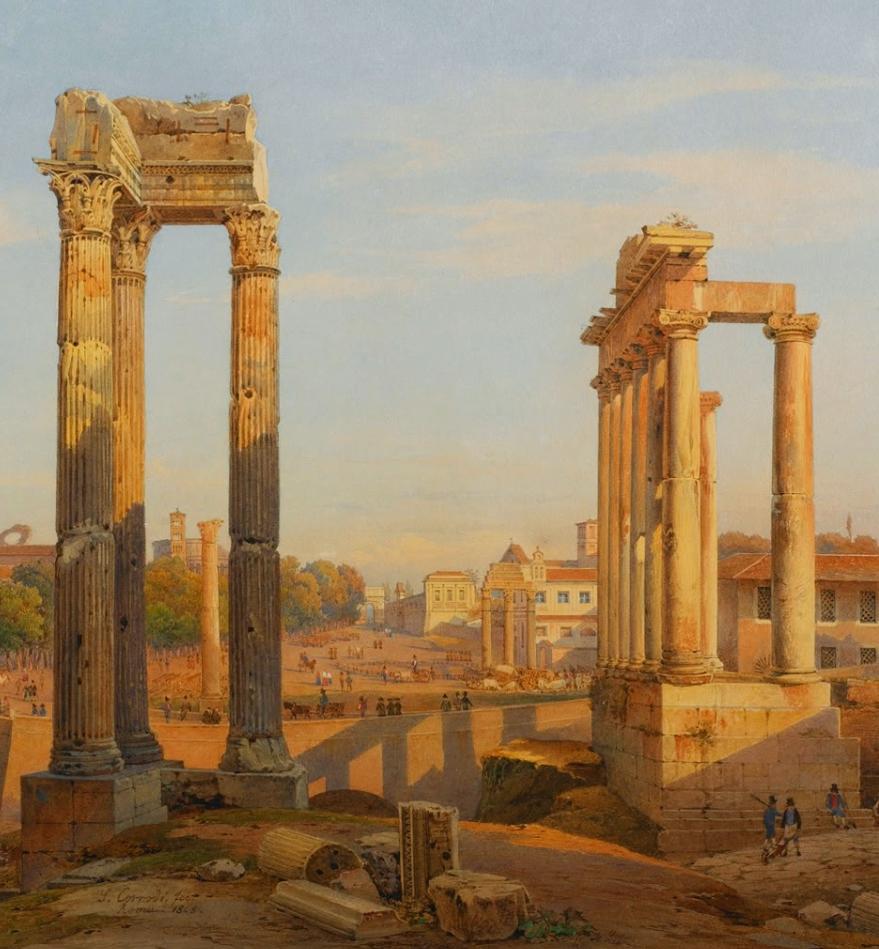 百年前的巨幅风景画,恢弘壮丽!插图29