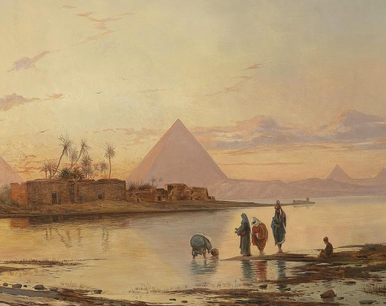 百年前的巨幅风景画,恢弘壮丽!插图37