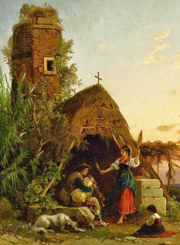 百年前的巨幅风景画,恢弘壮丽!插图67