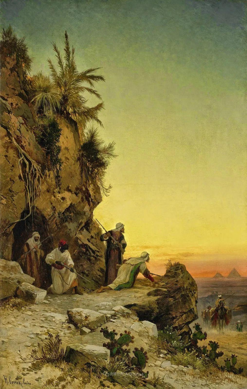 百年前的巨幅风景画,恢弘壮丽!插图71