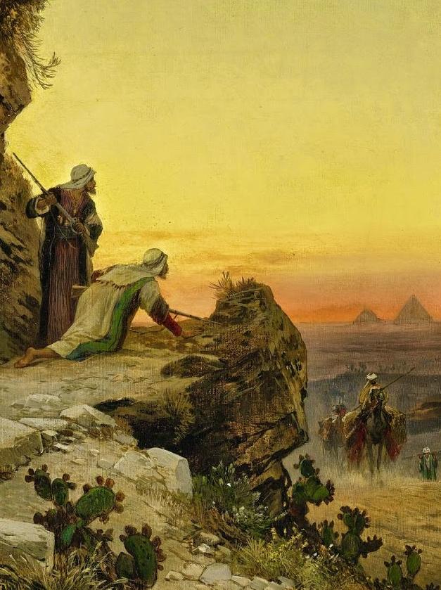 百年前的巨幅风景画,恢弘壮丽!插图73