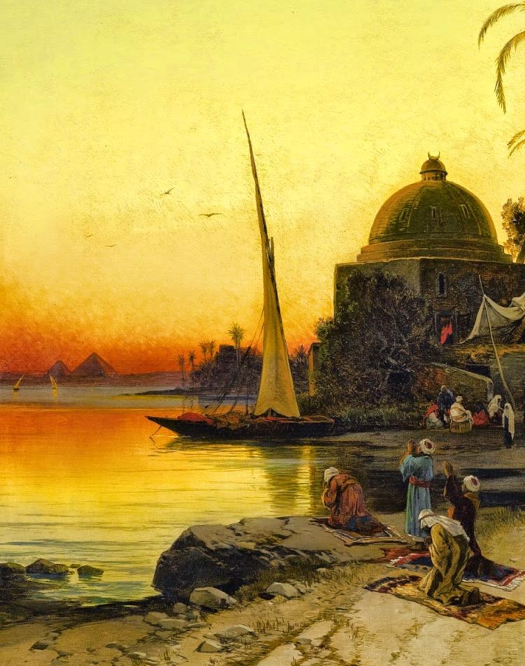 百年前的巨幅风景画,恢弘壮丽!插图77