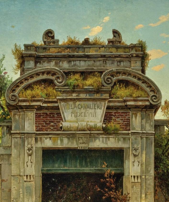 百年前的巨幅风景画,恢弘壮丽!插图83