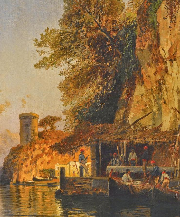 百年前的巨幅风景画,恢弘壮丽!插图89