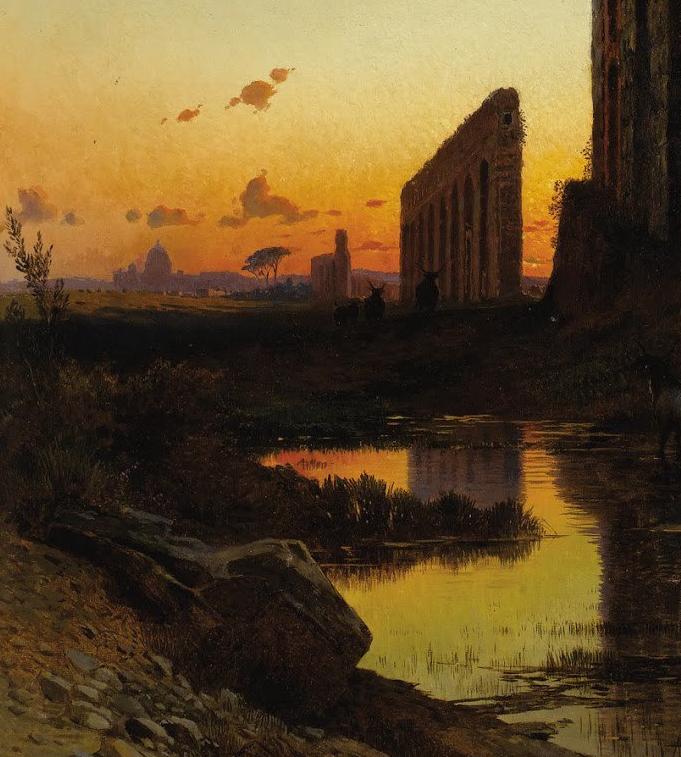 百年前的巨幅风景画,恢弘壮丽!插图95