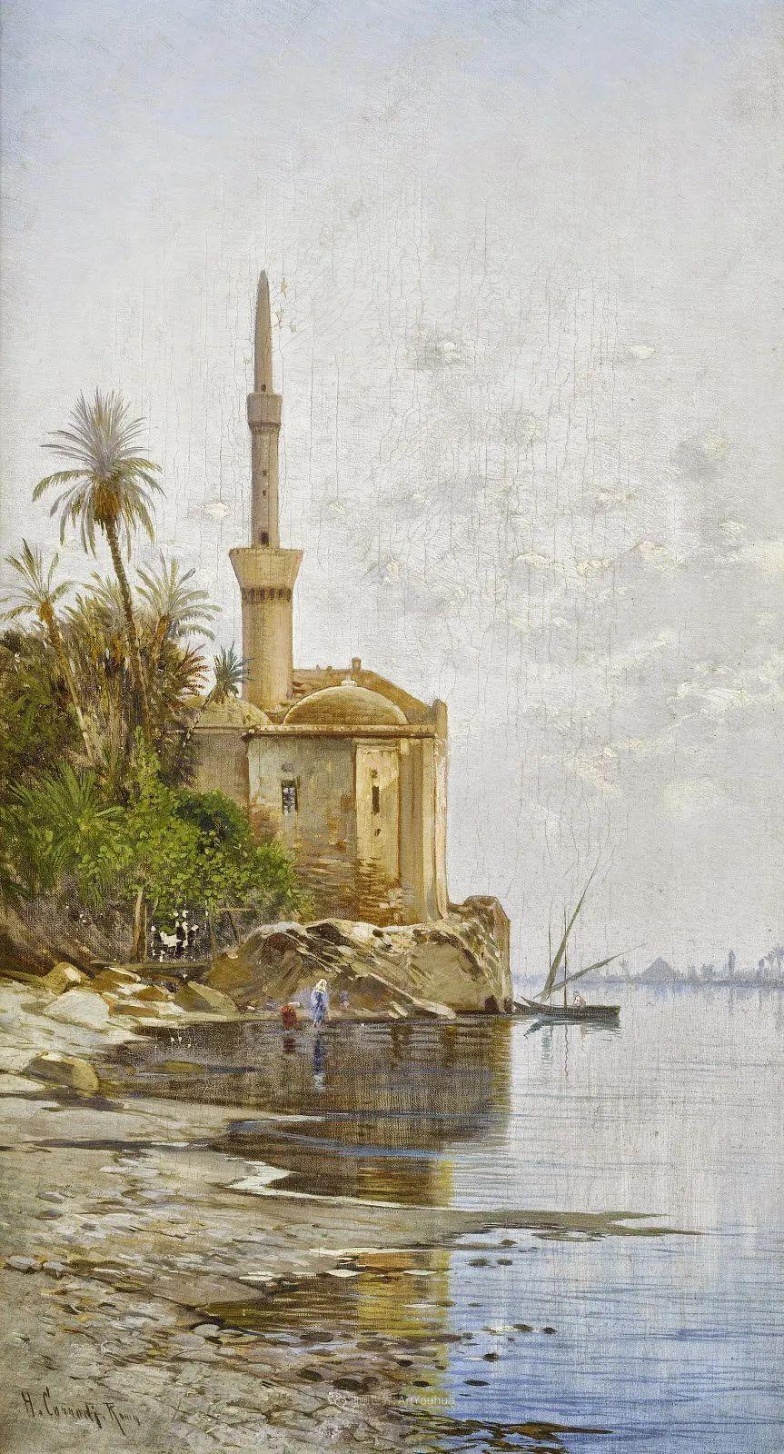 百年前的巨幅风景画,恢弘壮丽!插图101