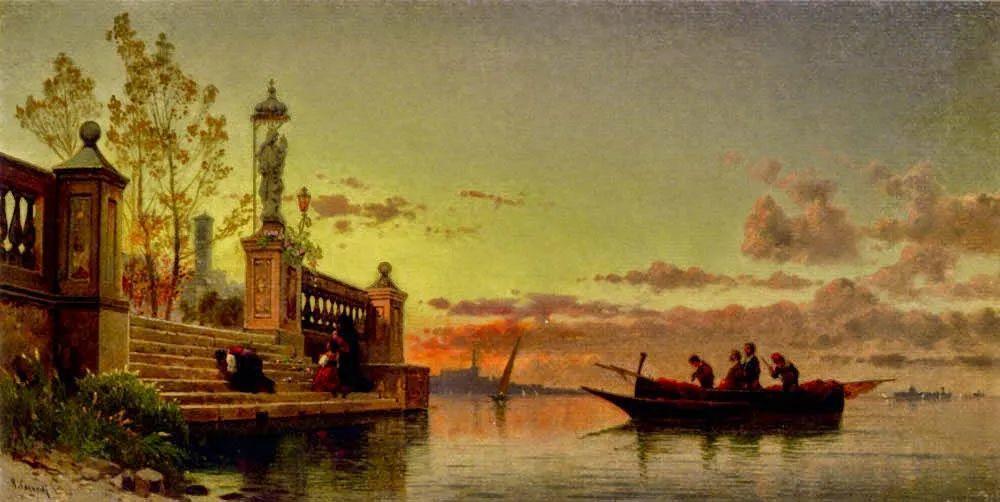百年前的巨幅风景画,恢弘壮丽!插图121