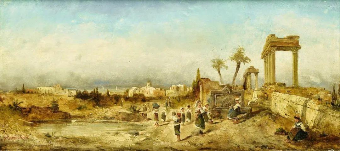 百年前的巨幅风景画,恢弘壮丽!插图127